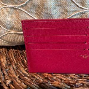 Louis Vuitton Accessories - Louis Vuitton Felicie wallet insert